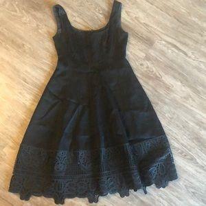 Black dress by Nanette Lepore